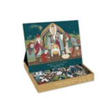 Nativity Scene Family Puzzle, 400 Pieces