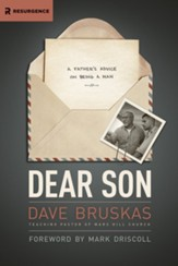 Dear Son: A Father's Advice on Being a Man - eBook
