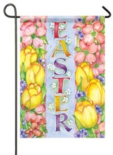 Easter Joy Flag, Small