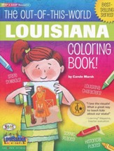 Louisiana Coloring Book, Grades PreK-3