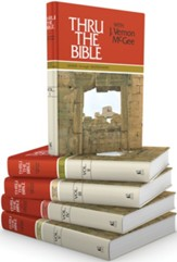 Thru the Bible, 5 Volumes