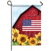 Barn Flag Garden Flag, Small