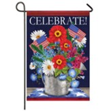Celebration Garden Flag, Small