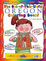 Oregon Coloring Book, Grades PreK-3