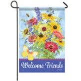 Summer Bouquet Garden Flag, Small