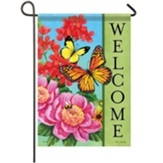 Colorful Flight Garden Flag, Small