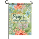 Prayer Garden Flag, Small