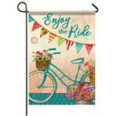 Farm Flower Market Garden Flag, Small
