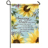 Amazing Grace (sunflowers) Garden Flag, Small