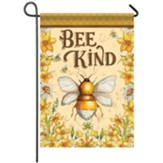 Bee Kind Garden Flag, Small