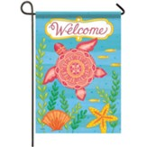 Under The Sea Garden Flag, Small