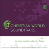 O'Lord, Accompaniment CD
