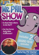 The Mr. Phil Show - Volume 4, DVD