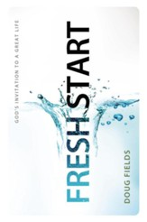 Fresh Start: God's Invitation to a Great Life - eBook