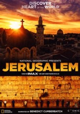 National Geographic Presents: Jerusalem