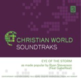 Eye of the Storm, Accompaniment CD
