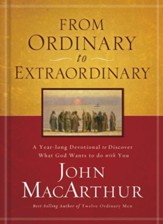 From Ordinary to Extraordinary - eBook