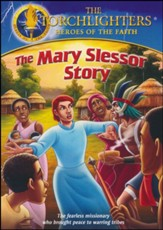 Torchlighters: Mary Slessor DVD