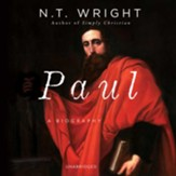 Paul: A Biography - unabridged audiobook on CD