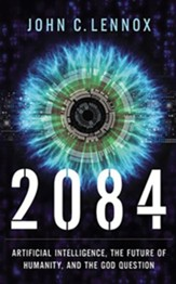 2084: Artificial Intelligence, the Future of Humanity, and the God Question - unabridged audiobook on MP3-CD