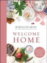 Welcome Home: A Cozy Minimalist Guide to Decorating and Hosting All Year Round - unabridged audiobook on MP3-CD