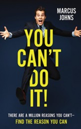 You Can't Do It!  Unabridged Audiobook on CD