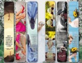 Marcadores magneticos - Mujer (Woman Magnetic Bookmarks, pack of 6)