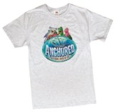 Anchored: Adult Theme T-Shirt, Medium (38-40)