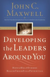 Developing the Leaders Around You: How to Help Others Reach Their Full Potential - unabridged audiobook on MP3-CD