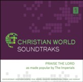 Praise The Lord, Accompaniment CD