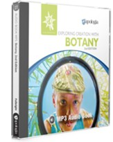 Exploring Creation with Botany MP3 Audio CD (2nd Edition)