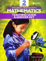 Exploring Creation with Mathematics  Answer Key, Level 2