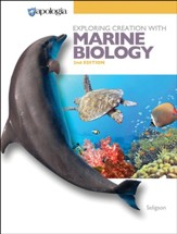 Exploring Creation with Marine Biology (2nd Edition; Softcover)