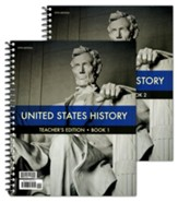BJU Press U.S. History Grade 11 Teacher's Edition with  CD-ROM (Fifth Edition)