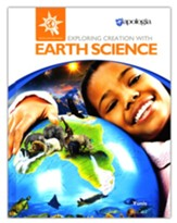 Exploring Creation with Earth Science Textbook