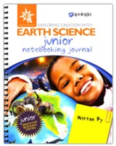 Exploring Creation with Earth Science Junior  Notebooking Journal