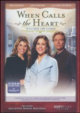 When Calls the Heart: Weather the Storm, DVD