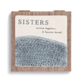 Sisters Woven Together, Forever Card