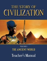The Story of Civilization Vol. I,  The Ancient World - Teacher Manual