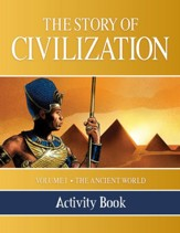 The Story of Civilization Vol. I,  Activity Book