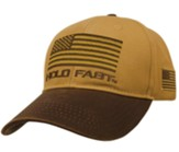 Hold Fast Flag Cap, Brown