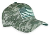 Land of the Free Cap, Flag, Camouflage