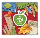 An Apple A Day, 2022 365 Daily Thoughts Mini Desk Calendar