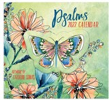 Psalms, 2022 365 Daily Thoughts Mini Desk Calendar