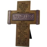 Pastor Blessings Cross
