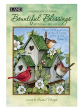 Bountiful Blessings, 2022 Pocket Planner