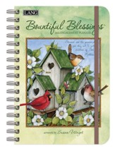 Bountiful Blessings, 2022 Engagement Planner