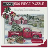 Blessed Journeys Christmas Puzzle, 500 Pieces