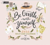 Be Gentle with yourself, 2022 Wall Calendar