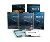 BJU Math Grade 4 Homeschool Kit (Updated Third Edition)